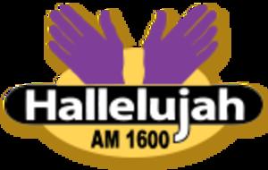 KATZ (AM) - Image: KATZ Hallelujah 1600 logo