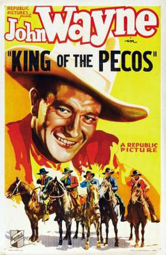 King of the Pecos - Image: King of the Pecos Film Poster