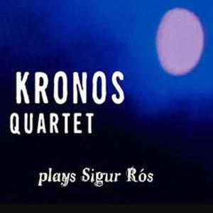 Kronos Quartet Plays Sigur Rós - Image: Kronos ros