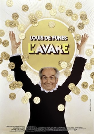 L'Avare (film) - French theatrical release poster