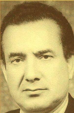 Akbar Adibi - Akbar Adibi (1939-2000)