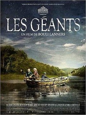 The Giants (2011 film) - Theatrical release poster