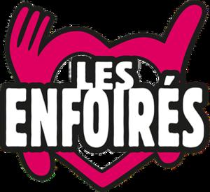 Les Enfoirés - Image: Les Enfoirés logo
