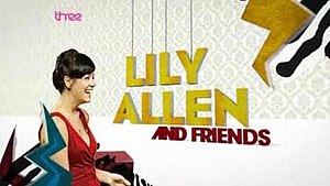 Lily Allen and Friends - Image: Lily Allen&Friends