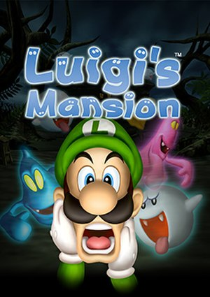 Luigi's Mansion - Image: Lmbox
