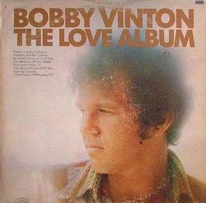 The Love Album (Bobby Vinton album) - Image: Lovealbum