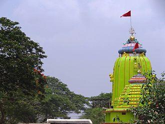 Bhadrak - Maa Patana Mangala Temple, Chhatrapada, Ghanteswar