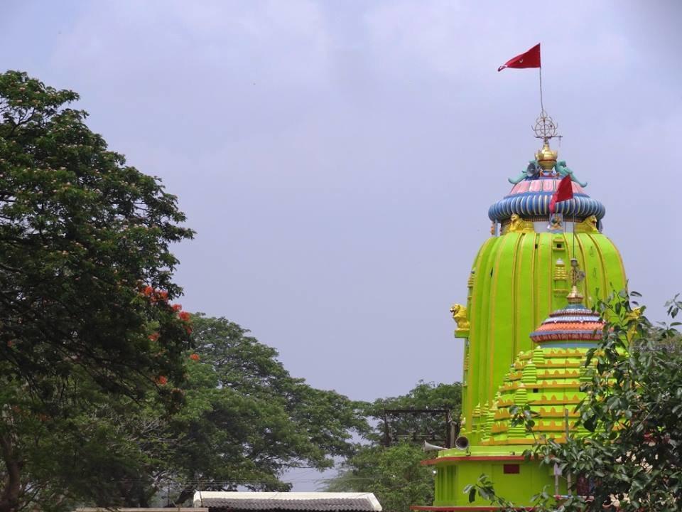 Maa Patana Mangala Temple, Chhatrapada, Ghanteswar Promoted By K.C.Nayak(NALU) son of Kashi Nath Nayak