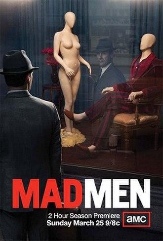 Mad Men (season 5) - Image: Mad Men Season 5, Promotional Poster
