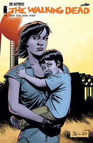 Maggie Greene - Image: Maggie Greene Comic Book