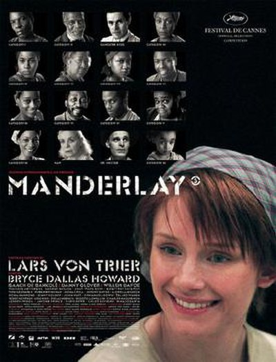 Picture of a movie: Manderlay