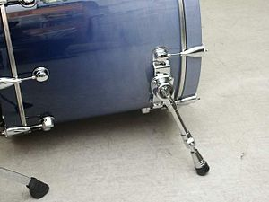 Mapex Drums - Saturn non-penetrating bass drum spur