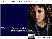 March Of The Living - When You Listen To A Witness.jpg