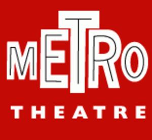 The Metro Theatre - The Metro logo