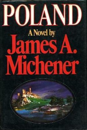 Poland (novel) - First edition cover