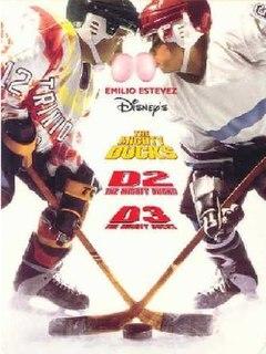 <i>The Mighty Ducks</i> (film series) film series