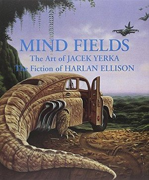 Mind Fields - Attack at Dawn appears on the cover.