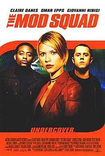 <i>The Mod Squad</i> (film) 1999 film by Scott Silver