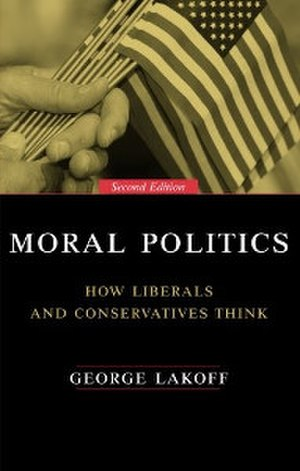 Moral Politics (book) - Image: Moral Politics (book)