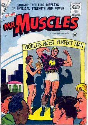Mr. Muscles - Image: Mr Muscles 22