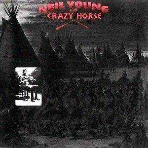 Broken Arrow (album) - Image: Neil Young with Crazy Horse Broken Arrow