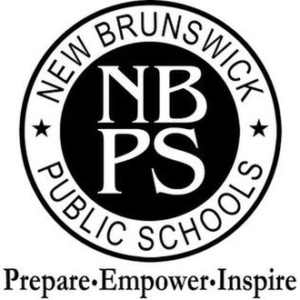 New Brunswick Public Schools - Image: New Brunswick Public Schools logo