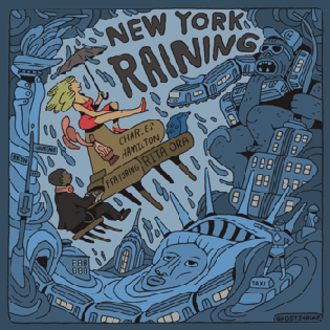 Charles Hamilton featuring Rita Ora — New York Raining (studio acapella)