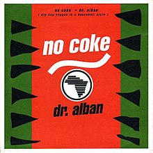 Dr. Alban — No Coke (studio acapella)