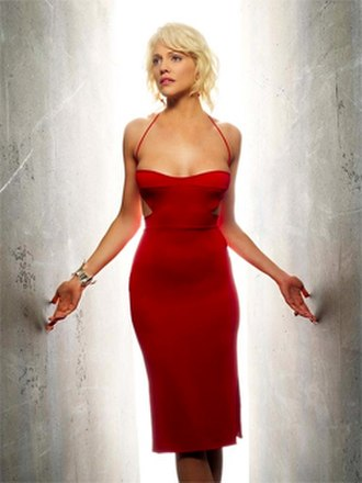 Number Six (Battlestar Galactica) - Image: Number Six Tricia Helfer