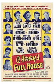 <i>O. Henrys Full House</i> 1952 film