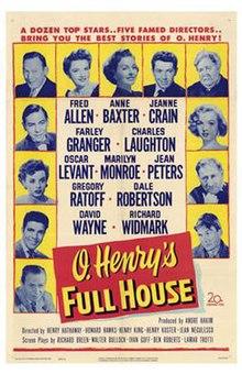 O. Henry's Full House Poster.jpg