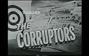 Target: The Corruptors! - Logo of Target: The Corruptors