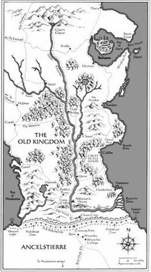 Old Kingdom (book series) - Wikipedia