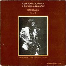 Clifford Jordan Quartet Night Of The Mark VII