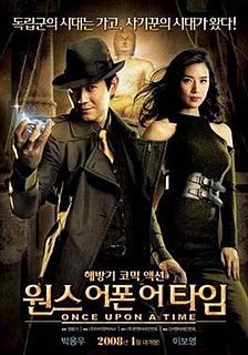 <i>Once Upon a Time</i> (2008 film) 2008 film by Jeong Yong-gi