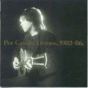 På väg, 1982–86 - Image: PG demos album cover