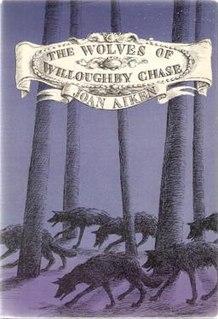 <i>The Wolves of Willoughby Chase</i> novel by Joan Aiken