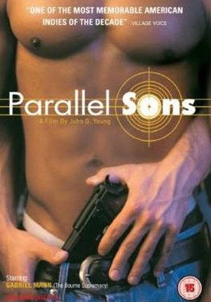 Parallel Sons - Theatrical release poster