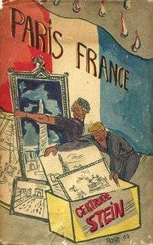 Image result for gertrude stein paris france 1940