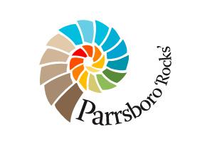 Official logo of Parrsboro