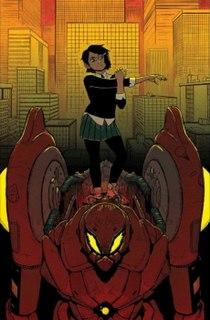 Peni Parker Marvel Comics superhero