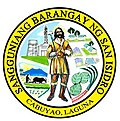Official seal of Barangay San Isidro