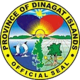 Official seal of Dinagat Islands
