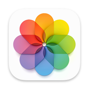 Apple Photos - Image: Photos icon for OS X
