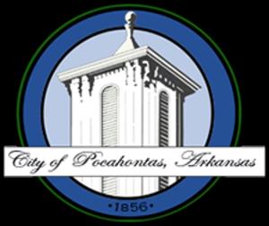 Pocahontas, Arkansas - Image: Pocahontas, AR seal
