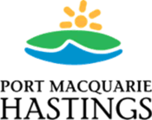 Port Macquarie-Hastings Council - Image: Port Macquarie Hastings logo