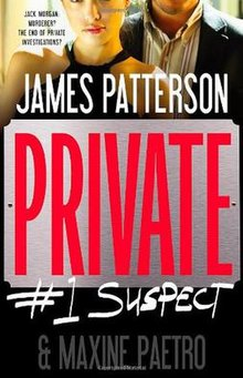 james patterson private 1 suspect free pdf download