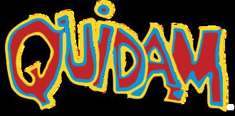 Quidam - Logo for Cirque du Soleil's Quidam