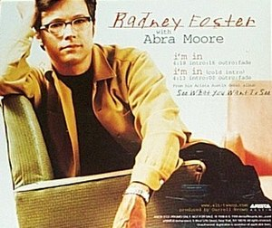 I'm In - Image: Radney Foster I'm In cover