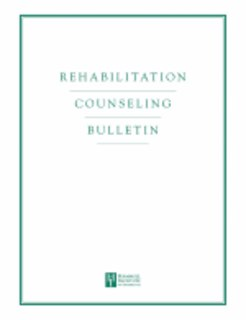 <i>Rehabilitation Counseling Bulletin</i> journal